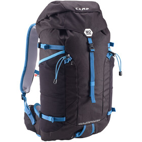Camp M2 Selkäreppu 20l, black/blue